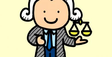 abogado dibujo