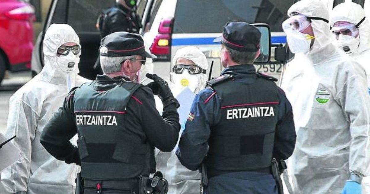 oposiciones a Ertzaintza