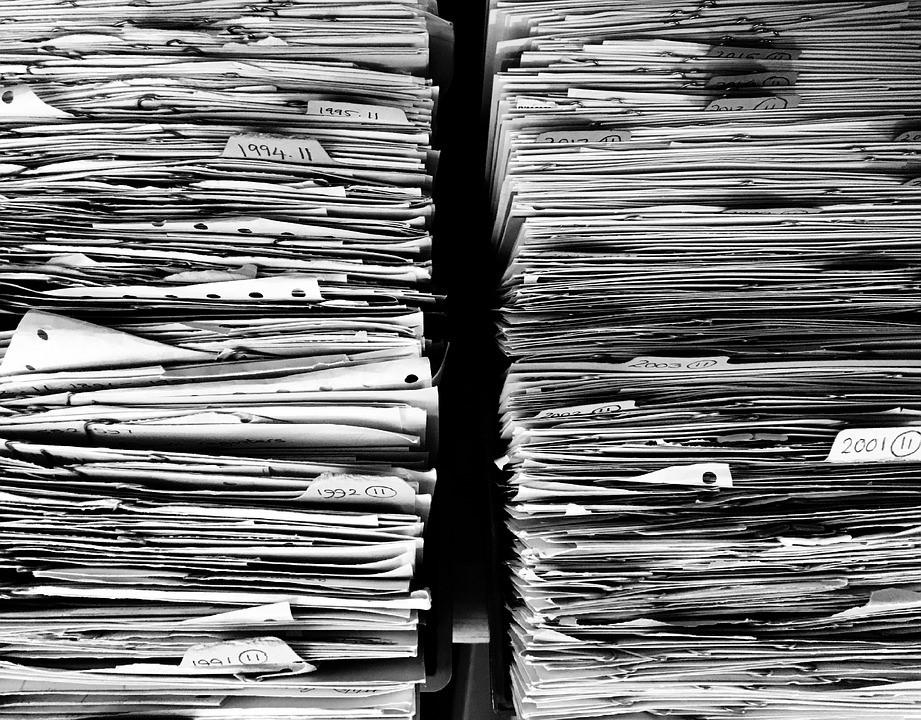 Oposiciones de Correos: documentos