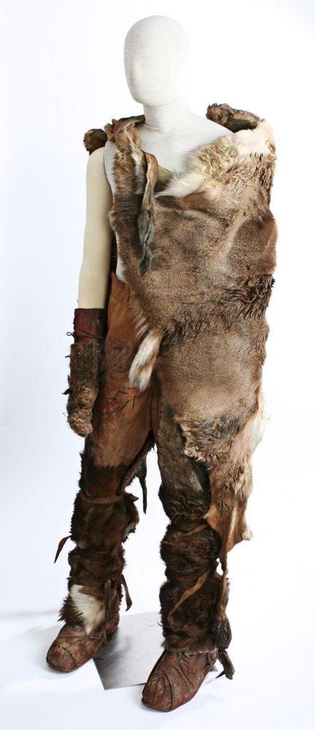 ropa prehistórica