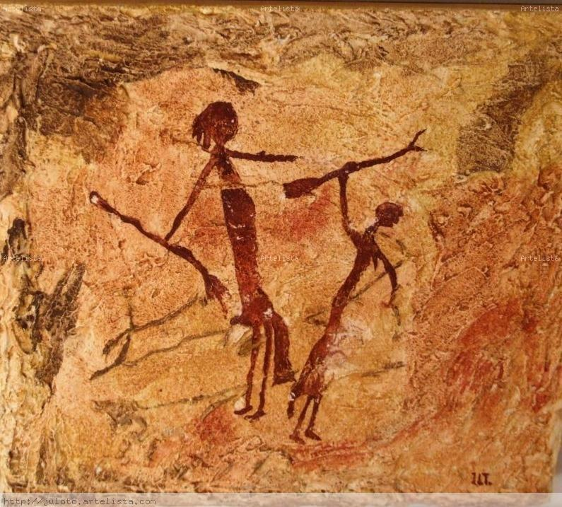pintura rupestre musica prehistorica