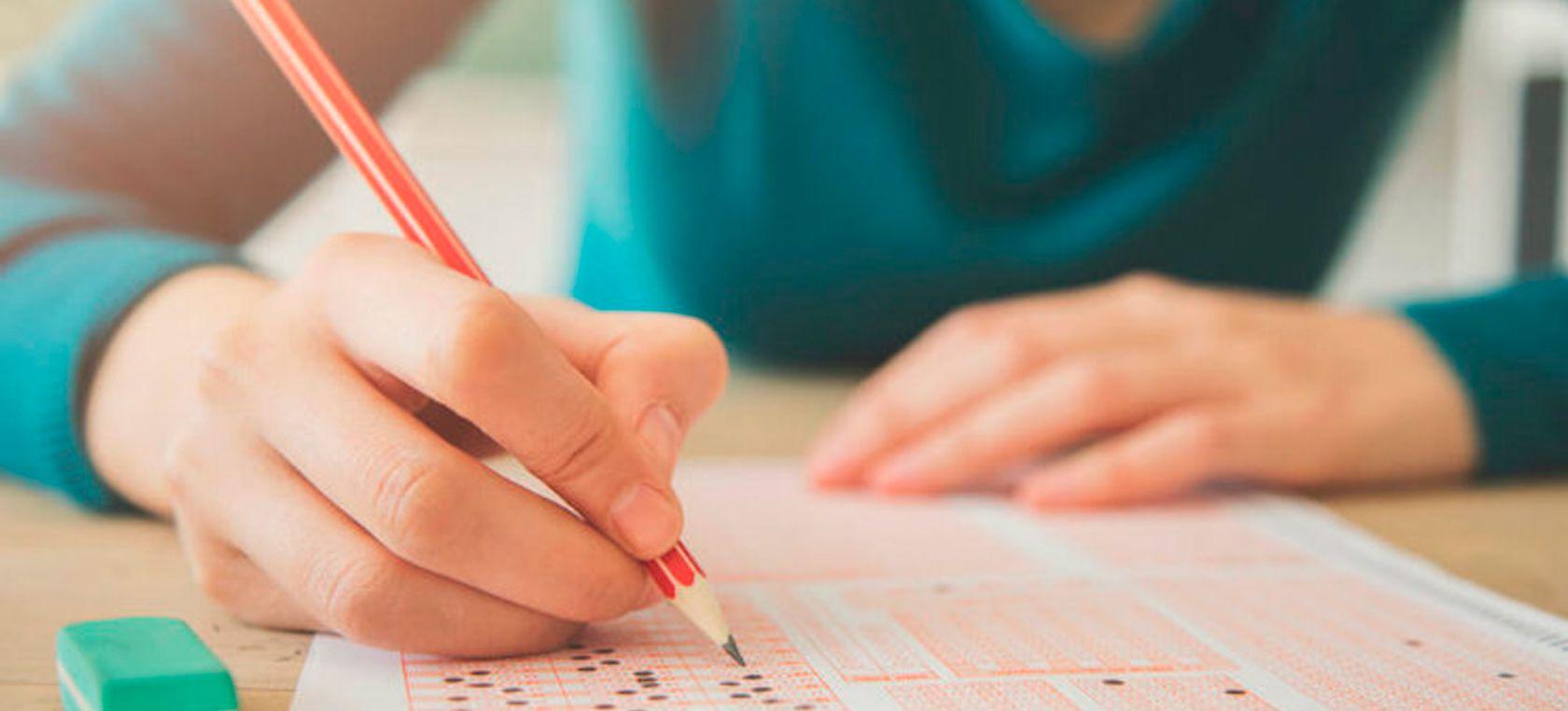 preparar examen tipo test