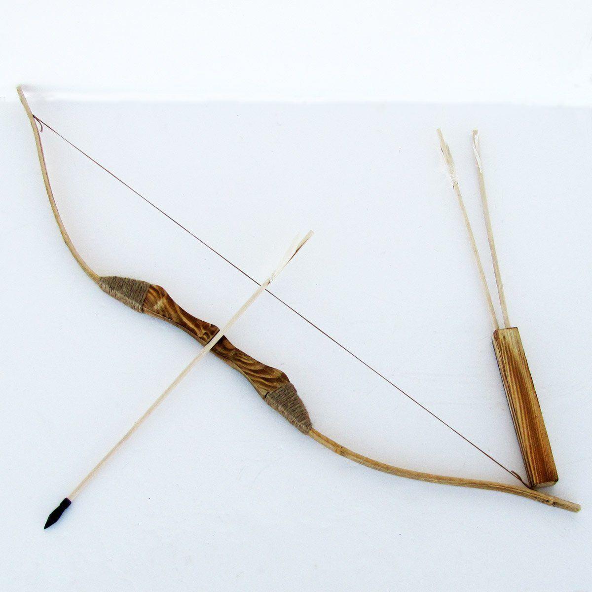 arco y flechas