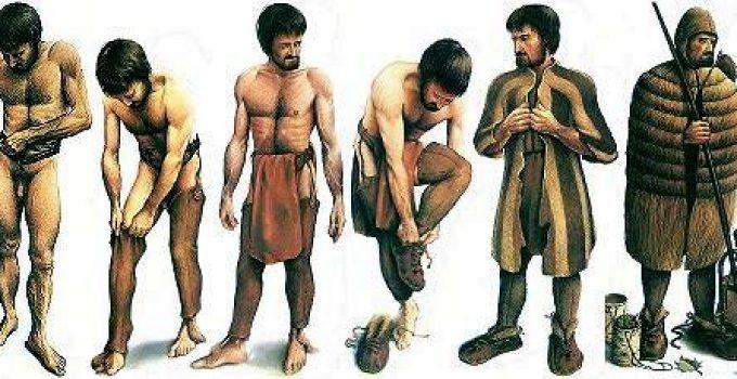 desarrollo de la ropa en la prehistoria