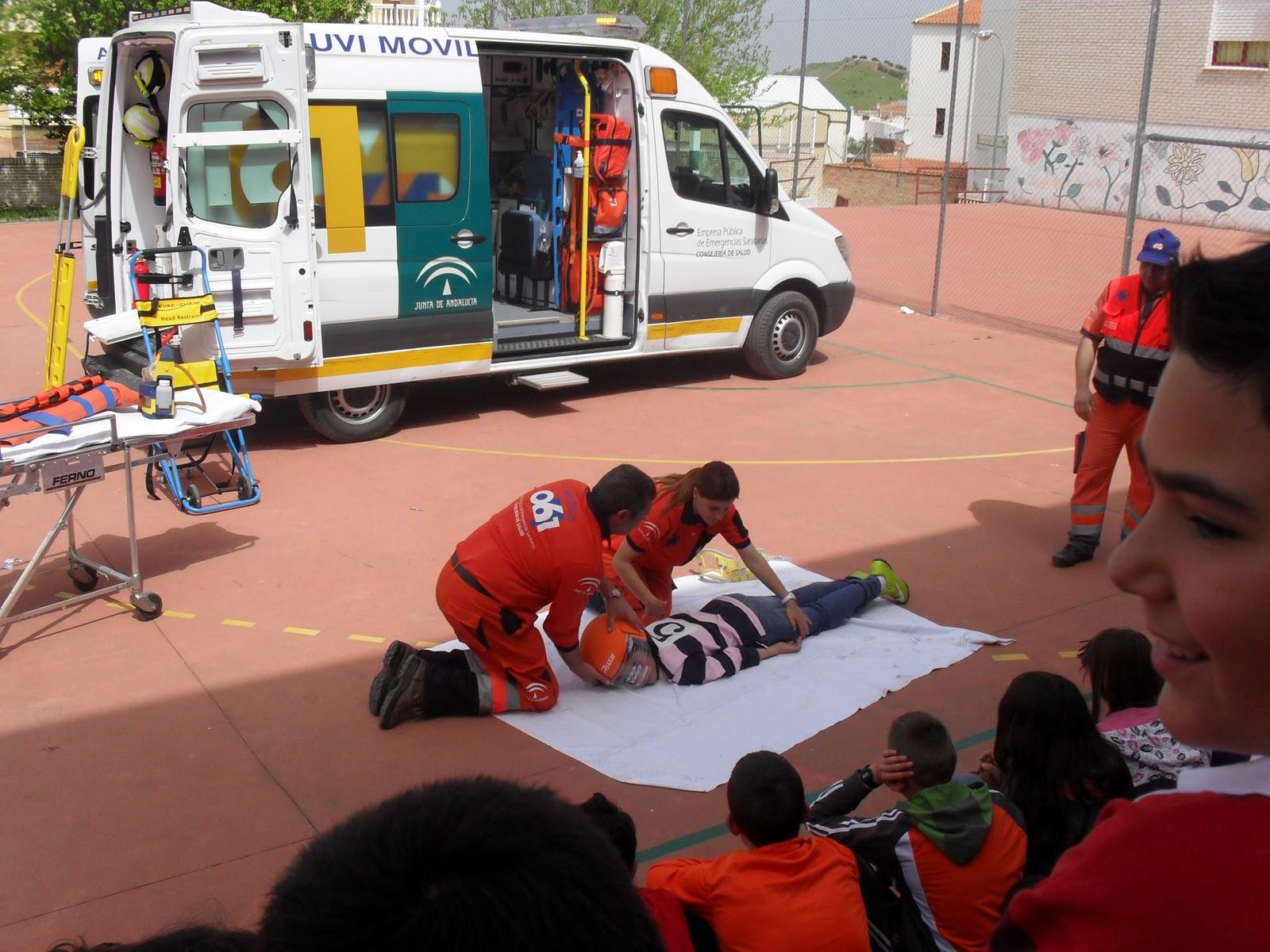 Requisitos para ser Técnico en Emergencias Sanitarias