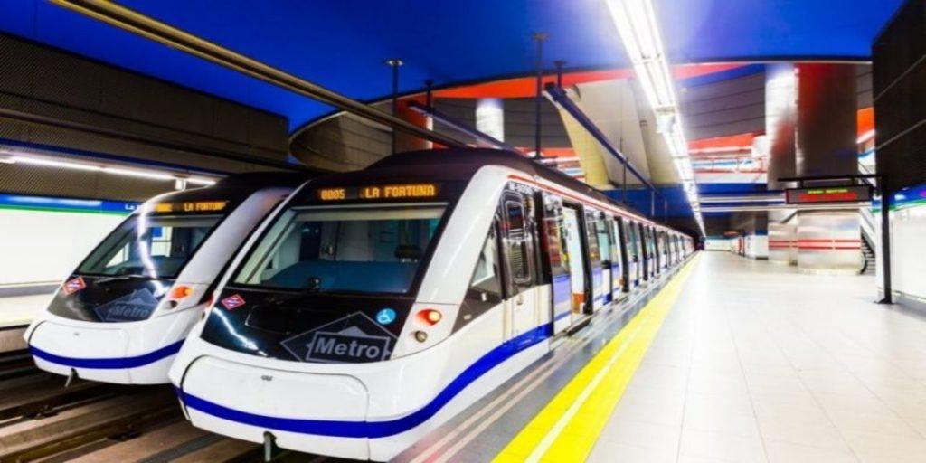 Como ser conductor del Metro