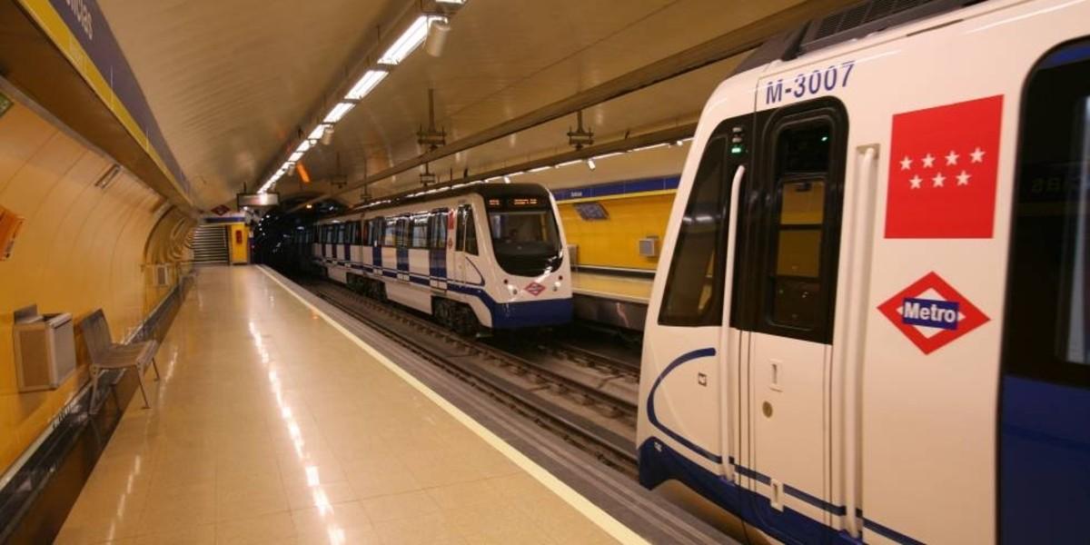 Curso para Conductor del Metro de Madrid