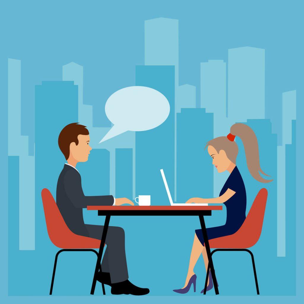 superar tu primera entrevista de trabajo