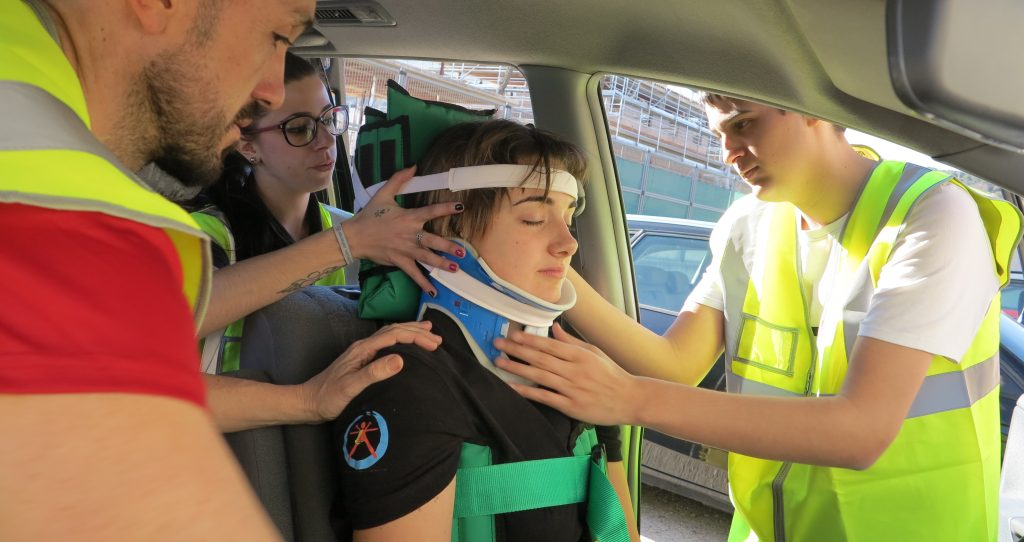 Trabajar como Técnico en Emergencias Sanitarias