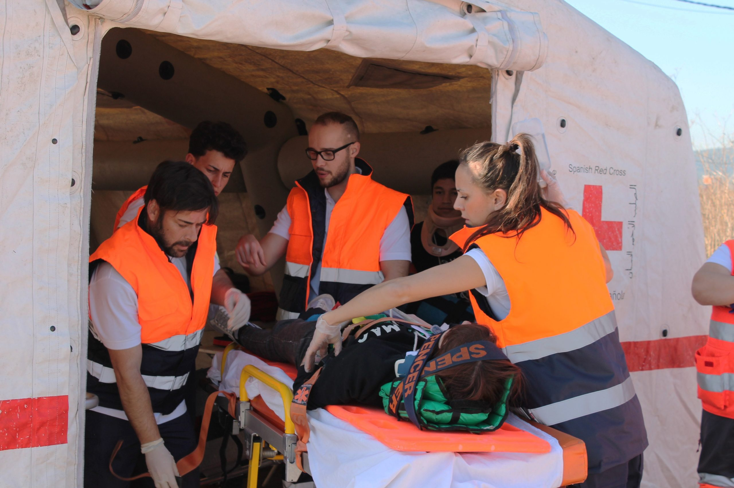 Salidas profesionales como Técnico en Emergencias Sanitarias