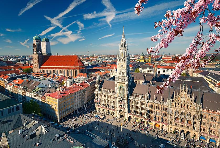 munich, mejores ciudades para estudiar