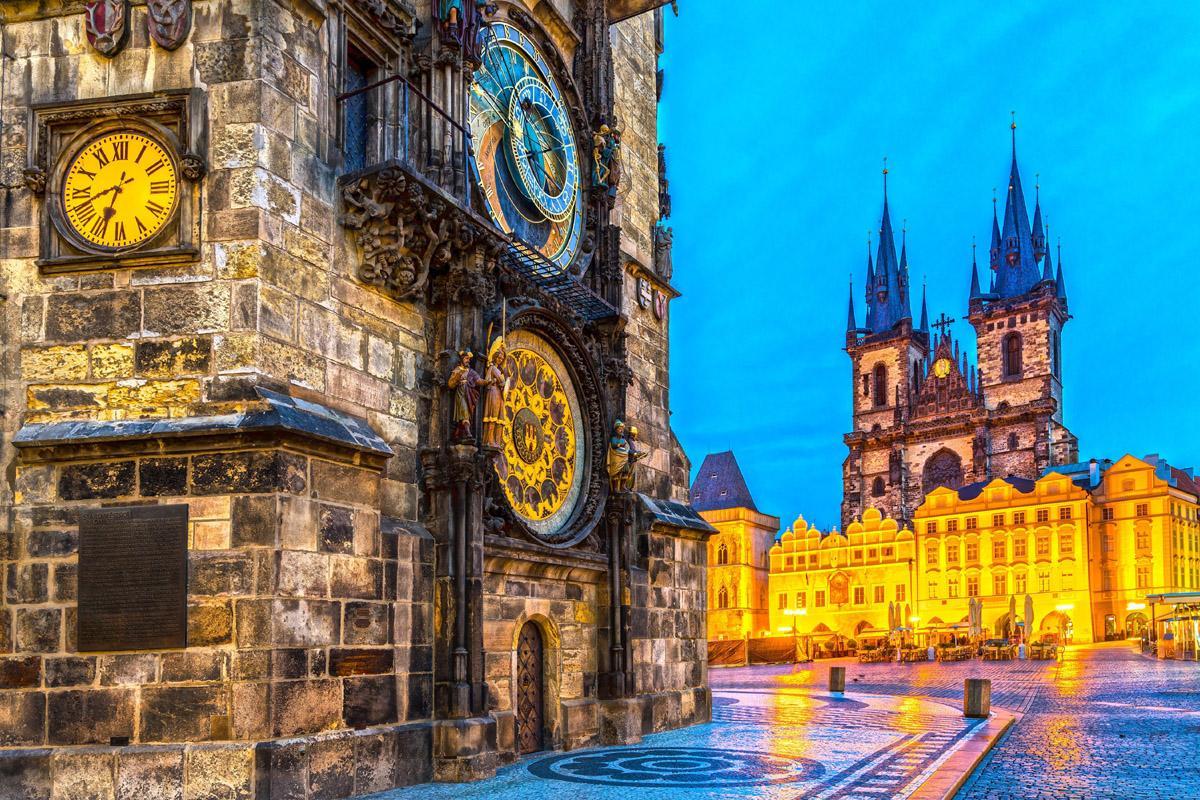 Praga: mejores ciudades para estudiar