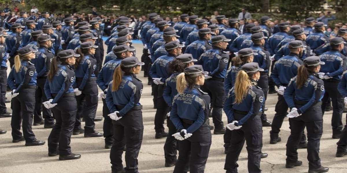 Como ser policía municipal en Madrid. Requisitos, sueldo y cursos