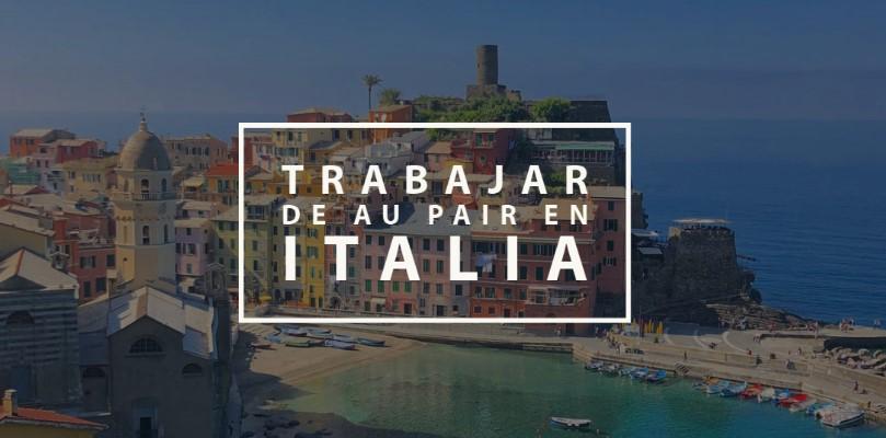 Trabajar de au pair en italia
