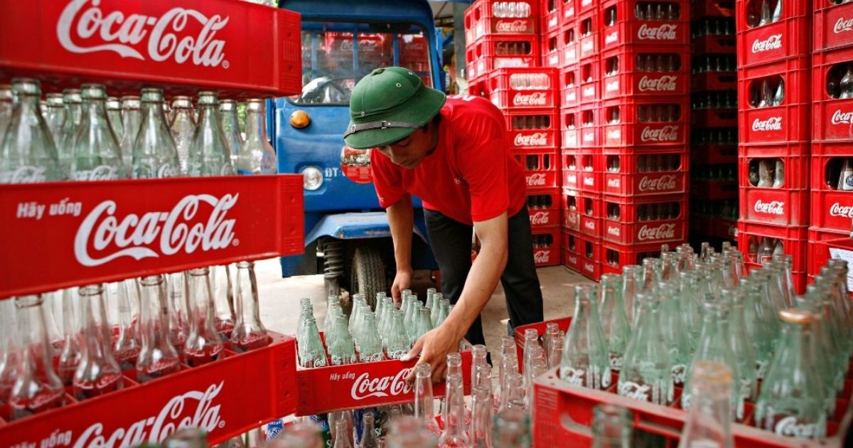 trabajar en Coca-Cola
