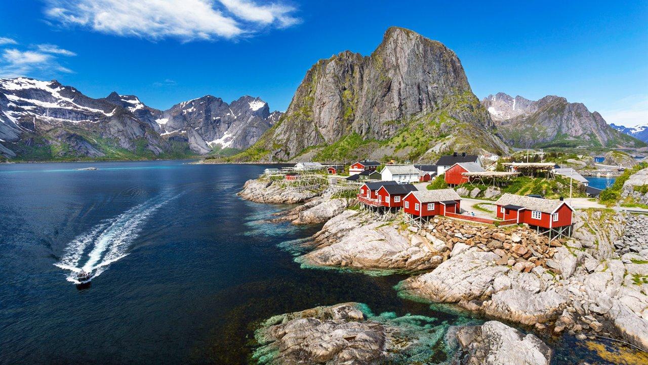 Sueldo en Noruega