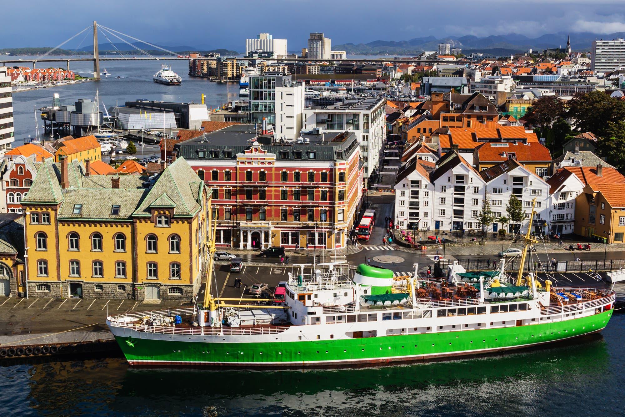 Datos para trabajar en Noruega