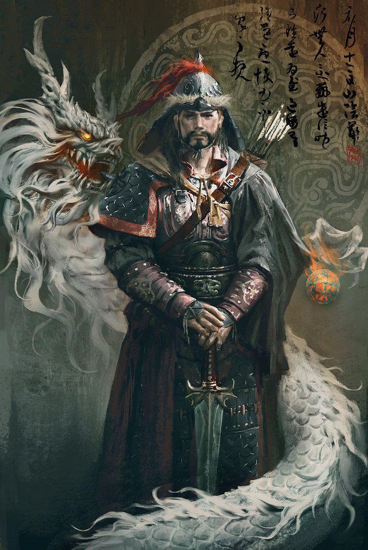 imperio mongol: kan