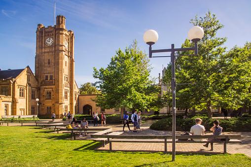 Becas de la universidad de Melbourne: estudia en Australia