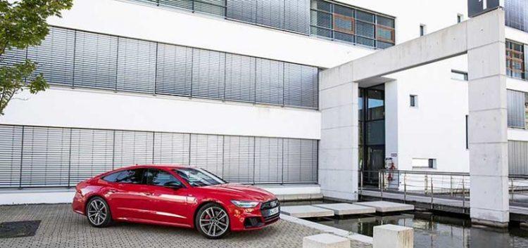 Trabajar en Audi España