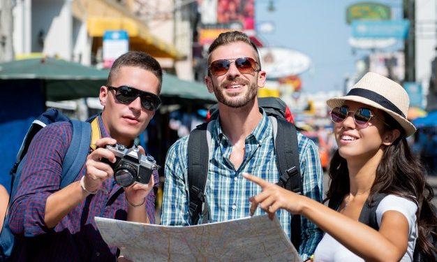 Trabajar de guía turístico