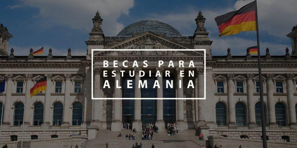 Becas para estudiar en Alemania