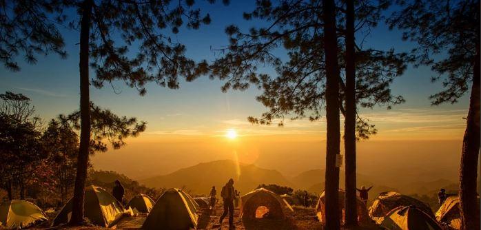 Cómo trabajar en un camping en verano