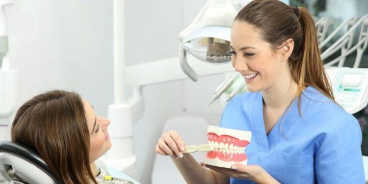 Higienista dental: sueldo