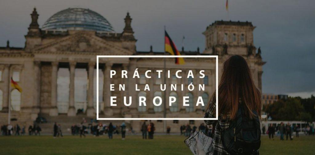 Prácticas en la Unión Europea