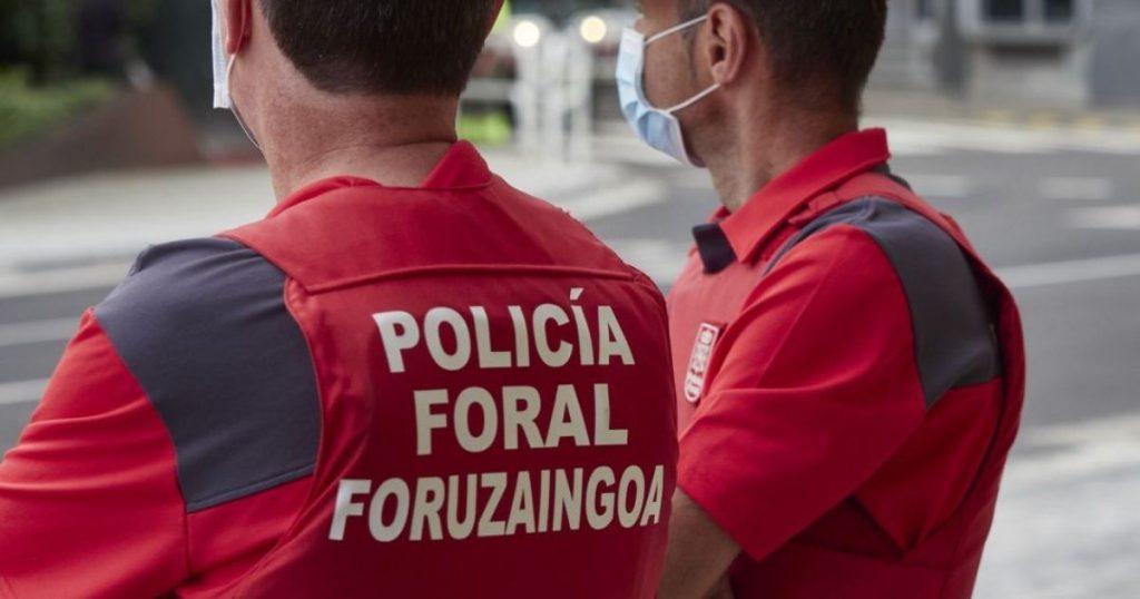 Sueldo del Policía Foral