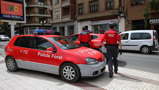 Sueldo policía foral