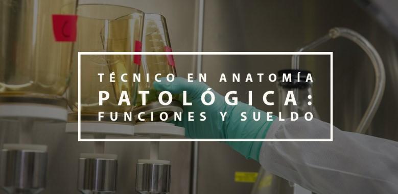Técnico en Anatomía Patológica