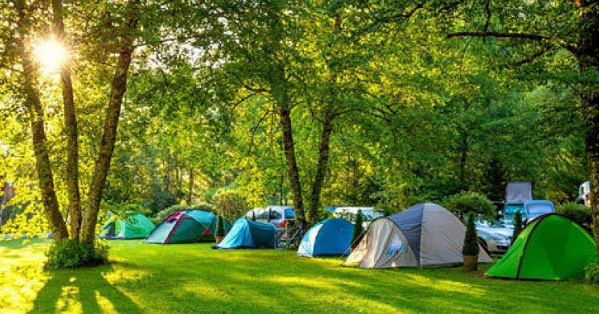 trabajar en un camping en verano