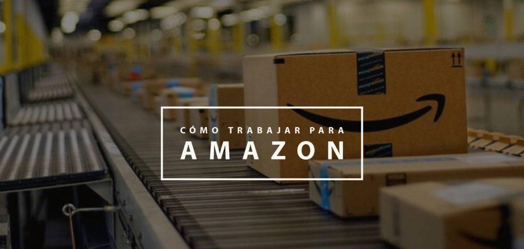 Cómo trabajar para Amazon