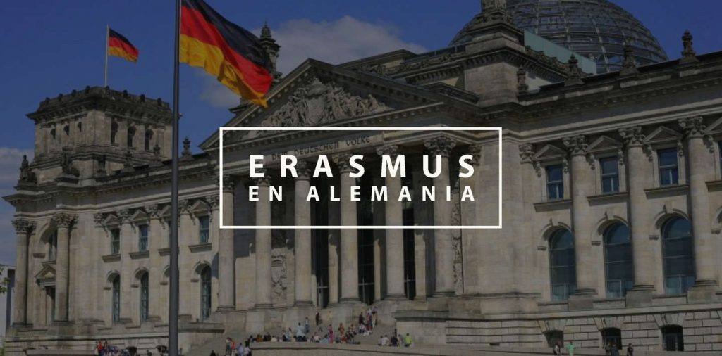Erasmus a Alemania