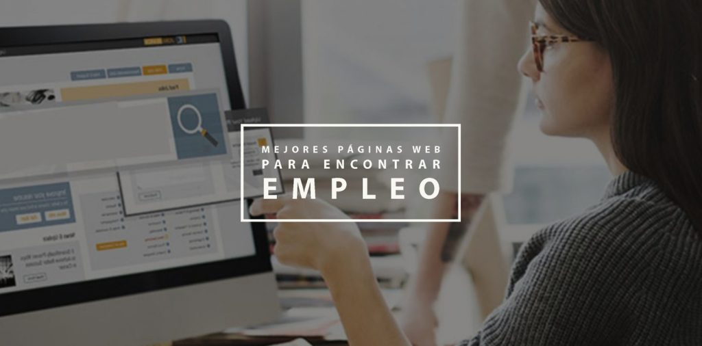 Mejores páginas web para encontrar empleo