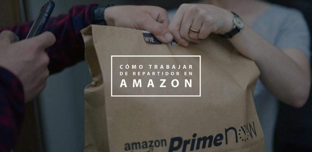 Cómo trabajar de repartidor en Amazon