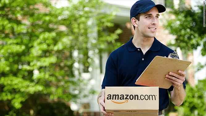 Datos para trabajar como repartidor en Amazon Flex