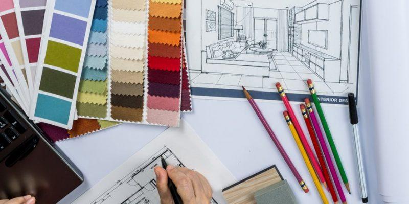 Cómo estudiar diseño de interiores