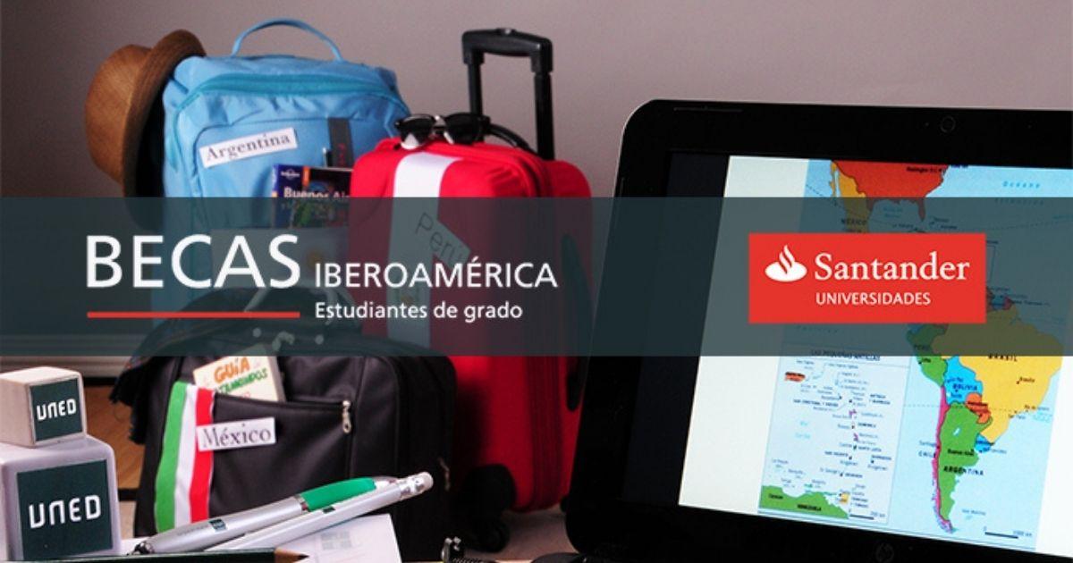 Becas Iberoamérica Santander Grado