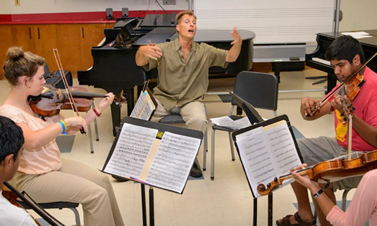 Quiero ser maestro de música: ¿Qué tengo que estudiar?