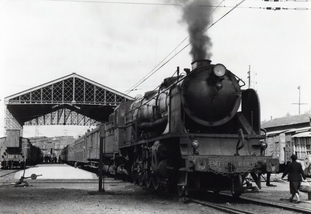 la edad contemporanea, invencion del ferrocarril