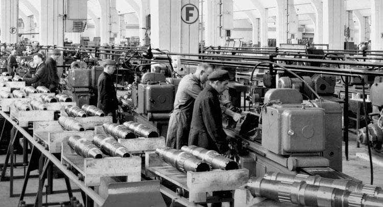 imperio aleman: economia
