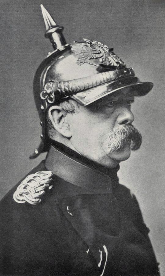 imperio aleman: bismarck