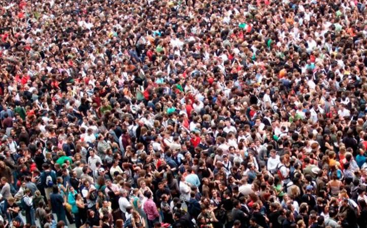 Cuántos habitantes tiene el mundo