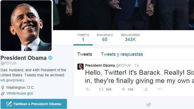Cuentas de Twitter con más seguidores