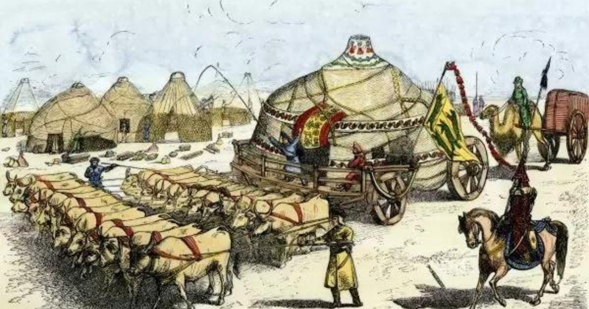 Desarrollo del Impero Mongol