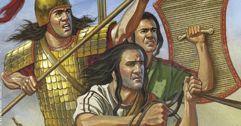 Imperio Hitita: Guerreros hititas