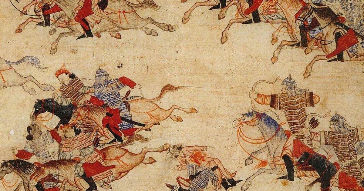 Organización política y económica del Imperio Mongol
