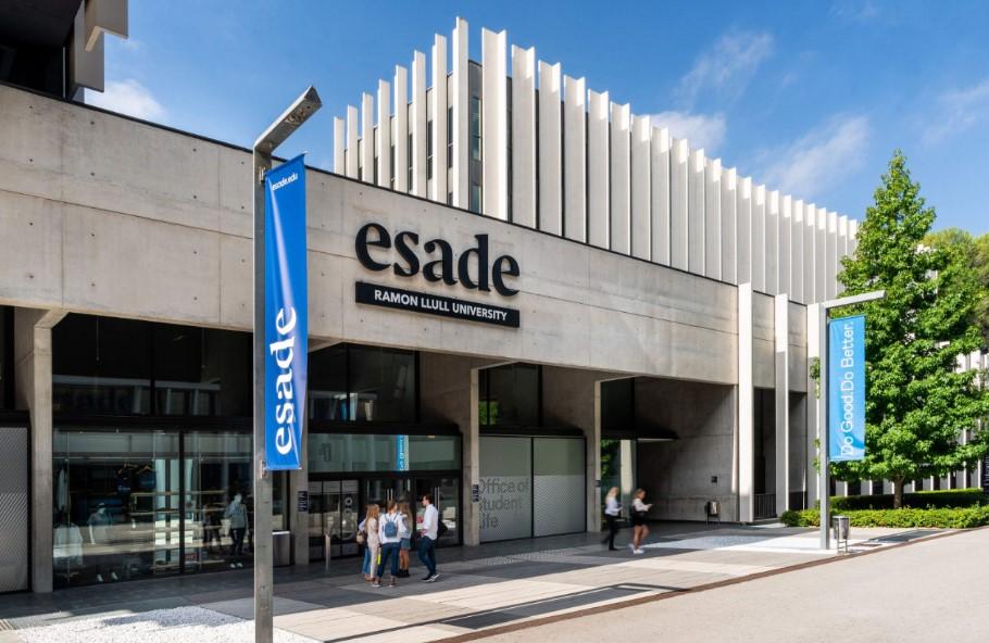 edificio de la ESADE